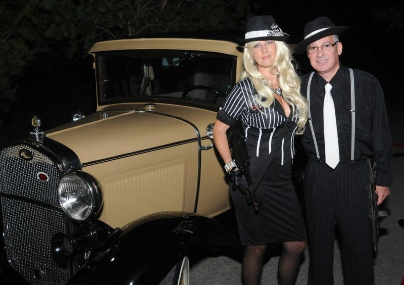 Notorious and Bruce Sickle's 1931 Ford Model A Deluxe Sedan - wow!
