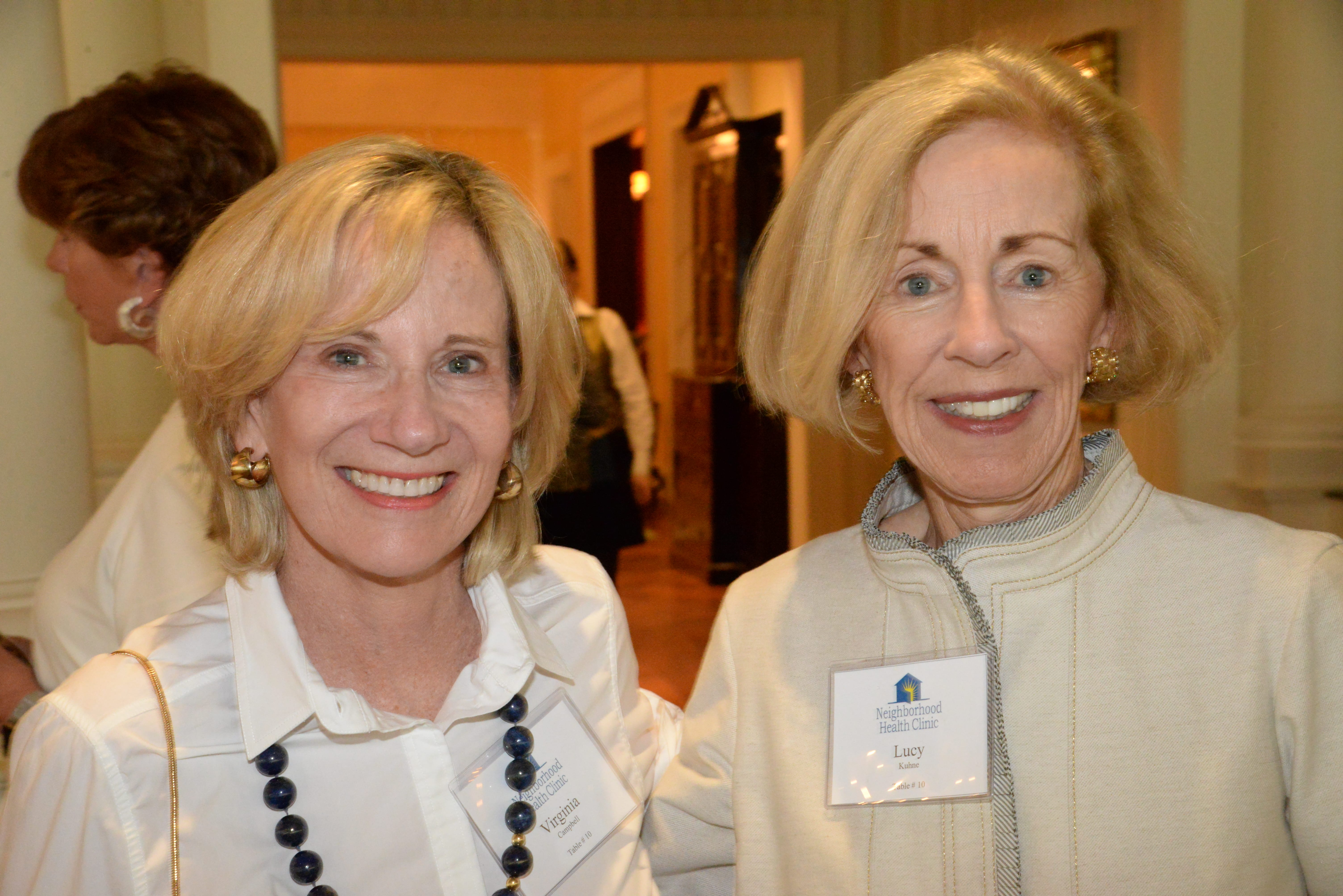 Virginia Campbell, Lucy Kuhne