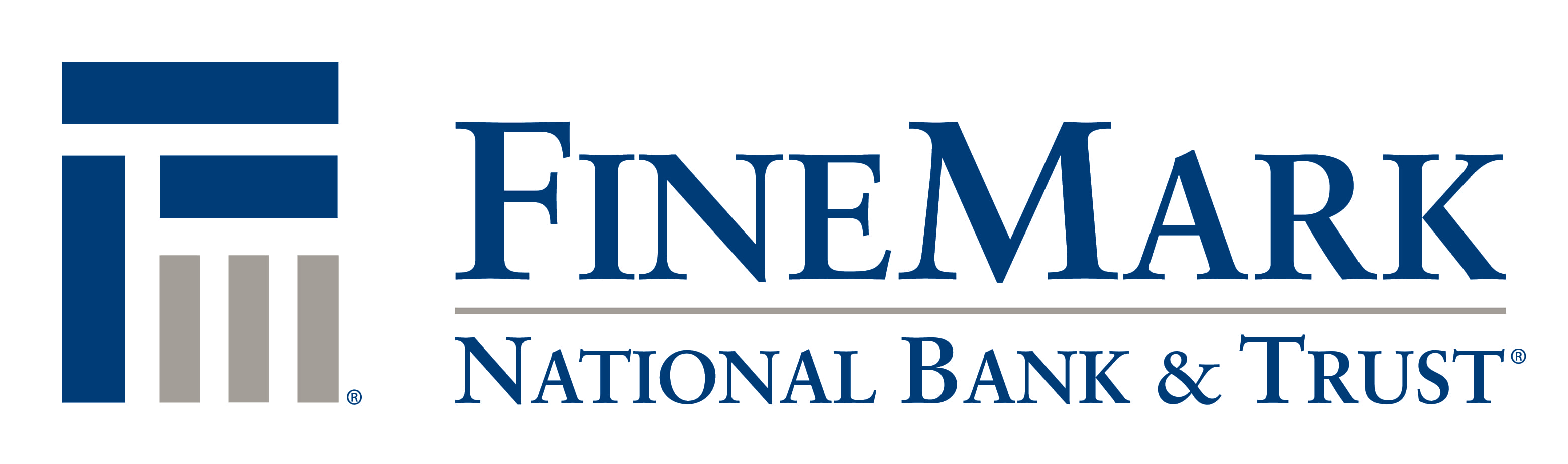 FineMark Logo Register