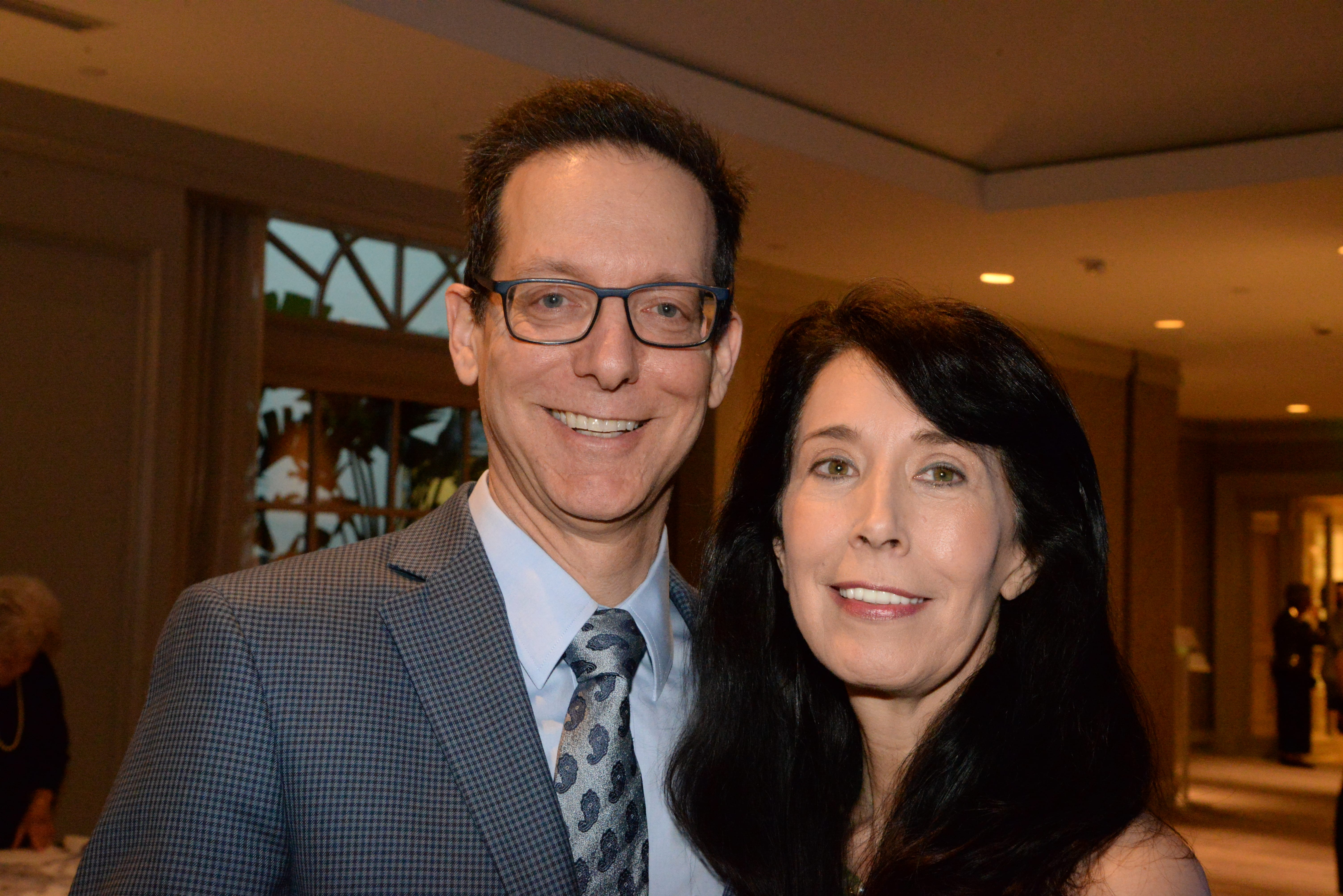 Dr. Craig and Pamela Eichler